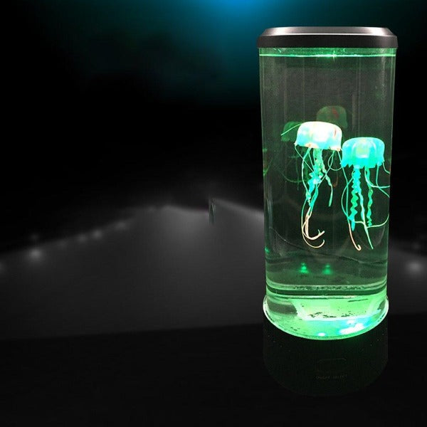 Jellyfish Aquarium Lamp
