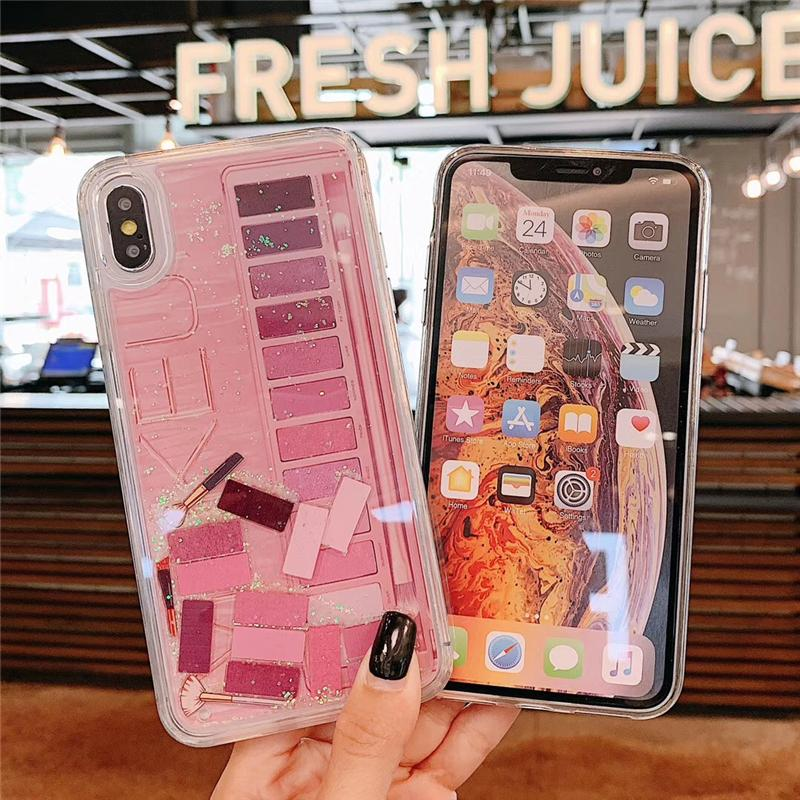 Eye Shadow Makeup iPhone Case