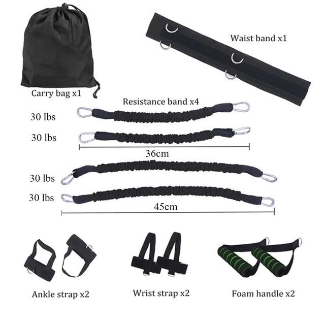 Shadow Boxing Resistance Training Bands