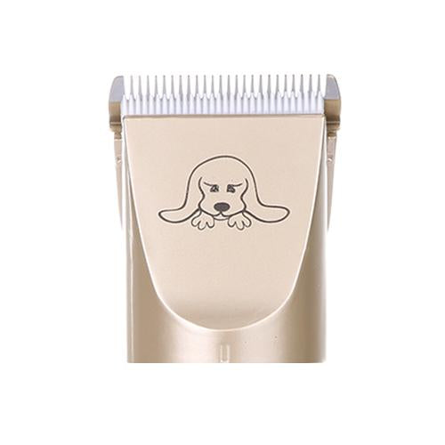 Pet Hair Clipper Set