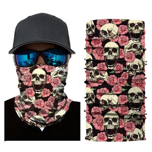 Facemask and Neck Warmer