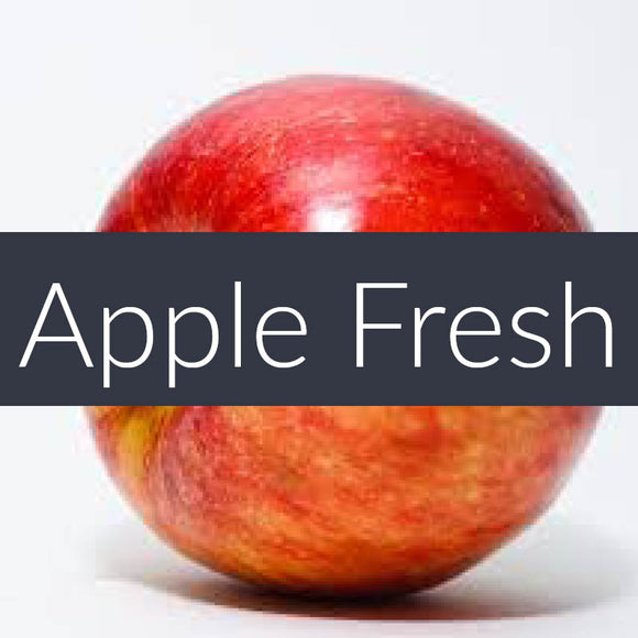 Apple Fresh Auto Freshener Spray