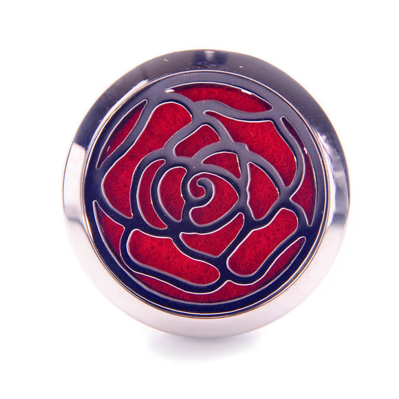 Rose Pendant Vehicle Diffuser
