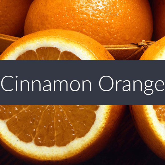 Cinnamon Orange EcoSoy Wax Tarts