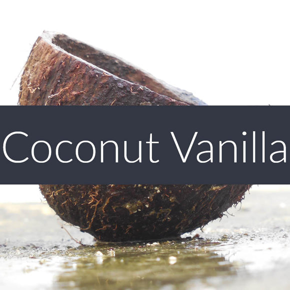 Coconut Vanilla Fragrance Oil