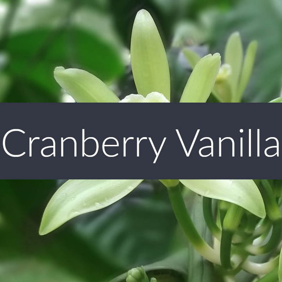 Cranberry Vanilla Fragrance Oil