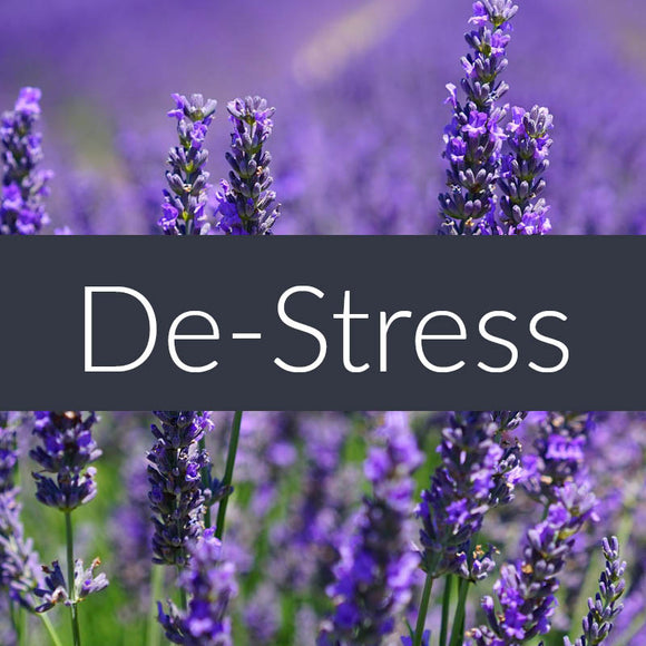 De-Stress Massage Oil