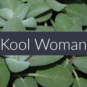 Kool Woman Massage Oil