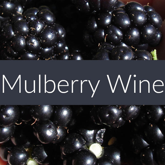 Mulberry Wine Fragrance Oil
