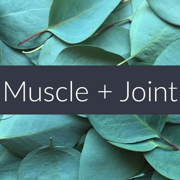 Muscle + Joint Essential Oil Blend  OUT OF STOCK