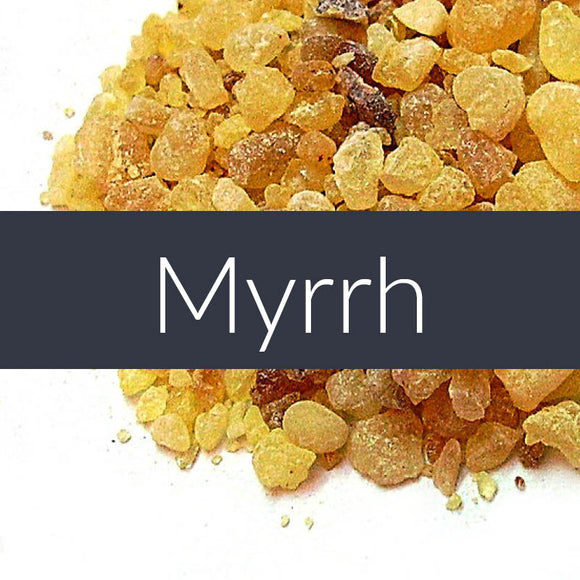 Myrhh Essential Oil