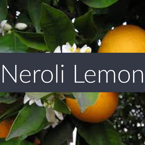 Neroli Lemon Fragrance Oil