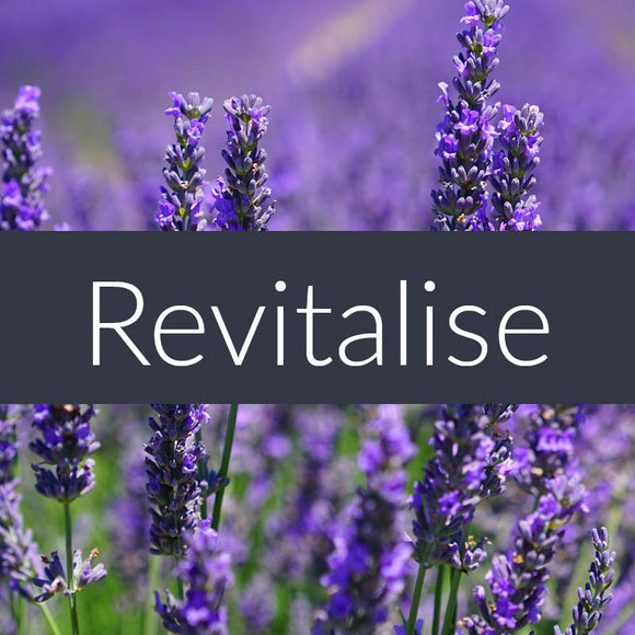 Revitalise Massage Oil