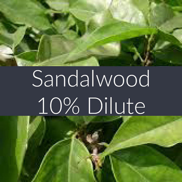 Sandalwood 10% Essential Oil