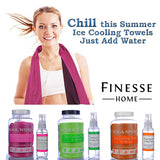 Kool Woman Ice Cooling Towel and Spray