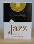 Alto Sax JAZZ 10 anches DOUBLE-PROFIL