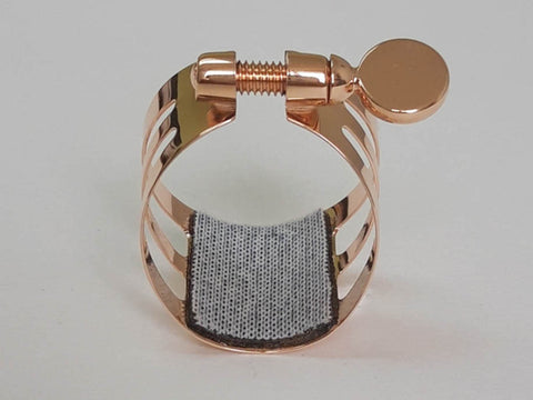 CL.AS Ligature, ROSE Gold-plated, Thick canvas, with cap