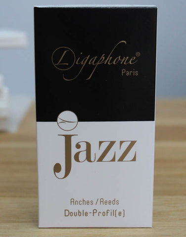 "Tenor - JAZZ series - Trial offer: 2 ""Double-Profile"" reeds"