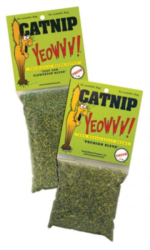 Yeowww! Loose Catnip Bag