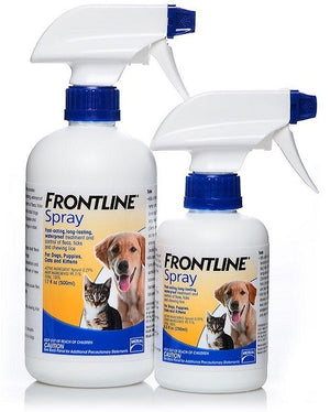 Frontline Spray for Cats and Dogs