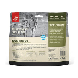 ORIJEN Freeze Dried Tundra Dog Treats