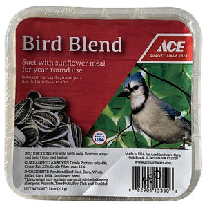 Ace Bird Blend Suet 11oz - Young's Pet Supplies