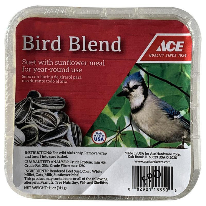 Ace Bird Blend Suet 11oz