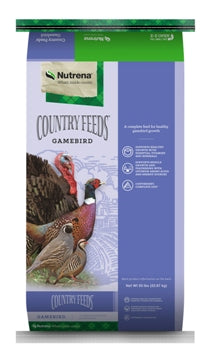Country Feeds Gamebird & Turkey Crumble 21%