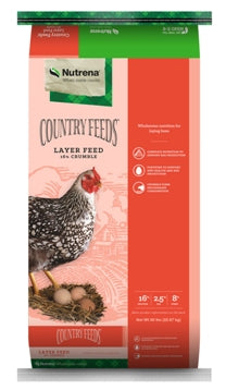 Country Feeds Layer Crumble 50lbs