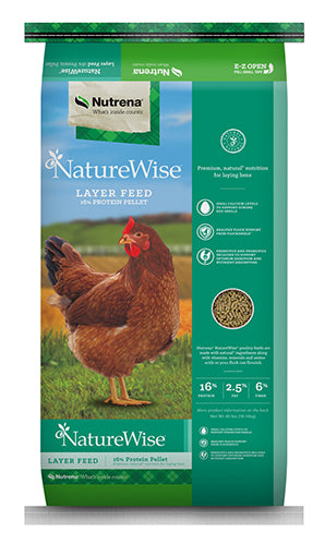 Naturewise LAYER PELLET 16% 50lb