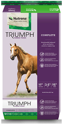 Triumph Complete Horse Feed 12%