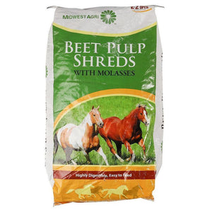 Beet Pulp Shredded w/Molasses - Young's Pet Supplies