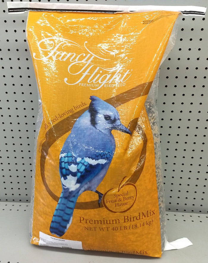 Premium Fancy Flight Bird Mix 40lbs