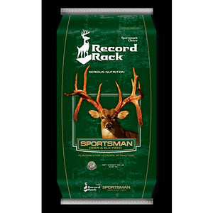 SC RECORD RACK SPORTSMAN 20%