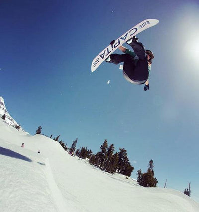 Crazy for Capita Snowboards
