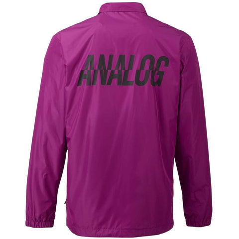 Analog Campton Coaches Jacket - First Tracks Boardstore