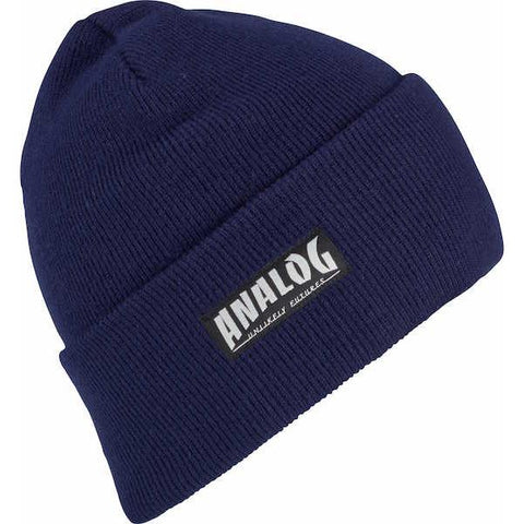 Analog Chainlink Beanie, Deflate Gate || 2018 - First Tracks Boardstore