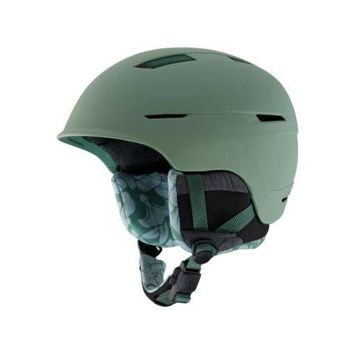 Anon Auburn Mips Helmet, Gray - First Tracks Boardstore