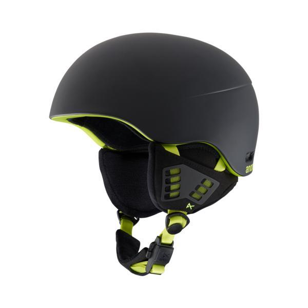 Anon Helo 2.0 Helmet, Dark Gray - First Tracks Boardstore