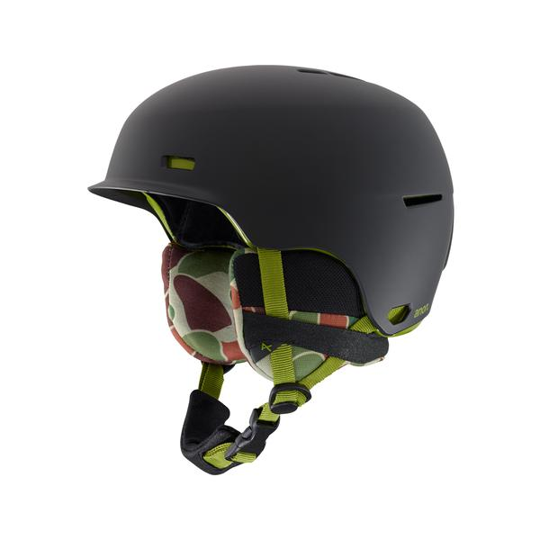 Anon Highwire Helmet, Black Camo - First Tracks Boardstore