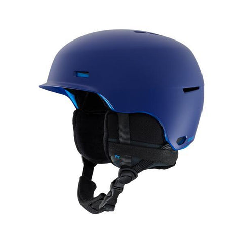 Anon Highwire Helmet, Dark Blue - First Tracks Boardstore