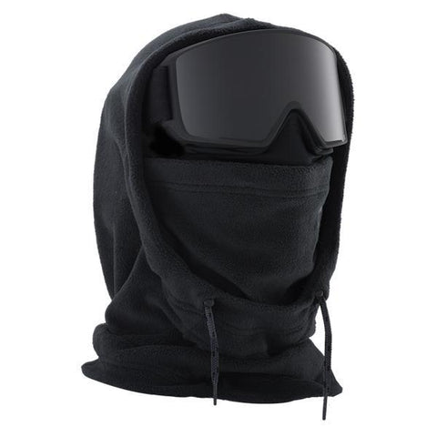 Anon MFI XL Hood Clava Black - First Tracks Boardstore