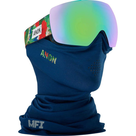 Anon MIG Goggle MFI, Sonar Green || 2018 - First Tracks Boardstore