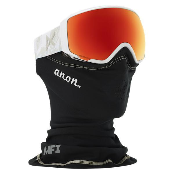 Anon Wm1 Mfi Goggle Cant Stop W/ Sonar Red + Sonar Infrared - First tracks Boardstore