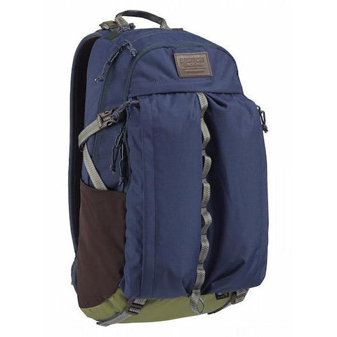 Burton Bravo Pack, Mood Indigo Rip Cordura-Backpacks-Burton-