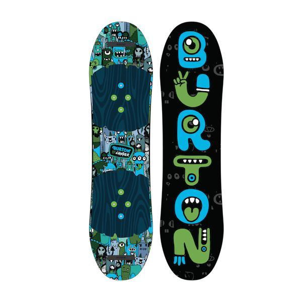 Burton Boys Chopper Snowboard 2020 - First Tracks Boardstore