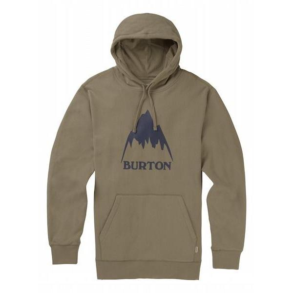 Burton Classic Mtn High Pullover Hoodie - First Tracks Boardstore