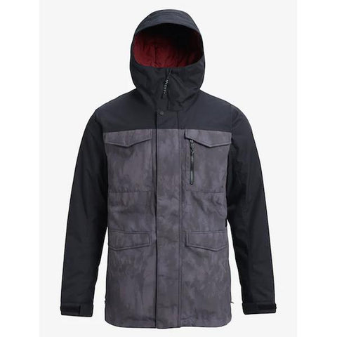 Burton Covert Jacket Cloud Shadow 2019 - First Tracks Boardstore