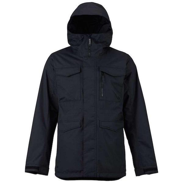 Burton Covert Jacket True Black 2019 - First Tracks Boardstore