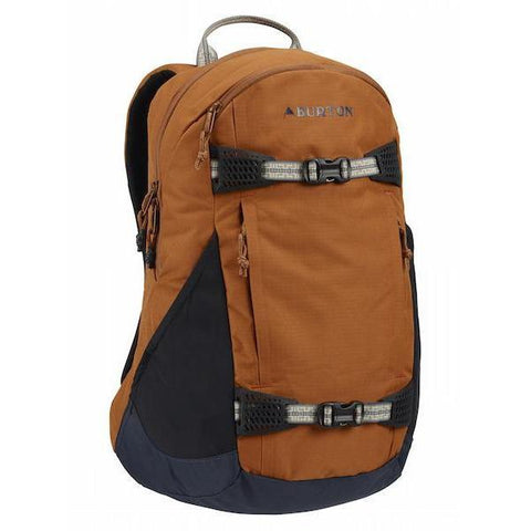 Burton Day Hiker Pack 25L, Adobe Ripstop-Backpacks-Burton-